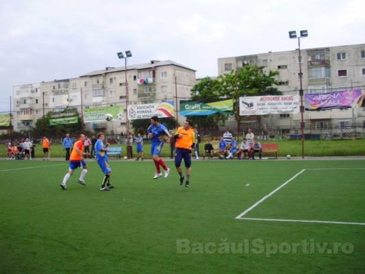 Minifotbal Bacau