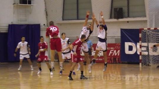 Stiinta - HCM Constanta, la Cupa Municipiului Bacau 2010