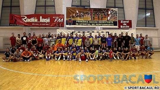 Cupa Municipiului Bacau 2012 - poza de grup