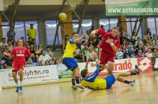HC Odorhei - Stiinta Bacau (3)