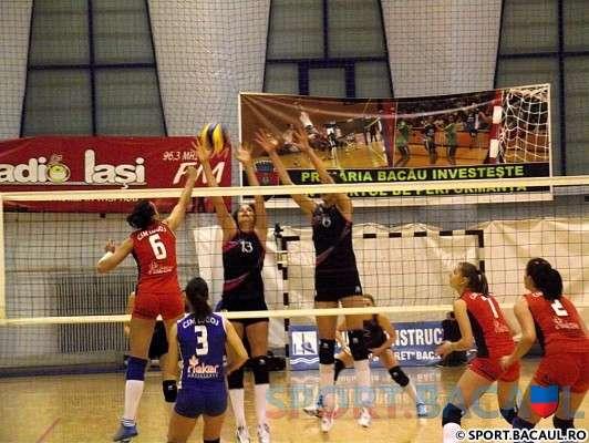 Stiinta Bacau - CSM Lugoj (11)