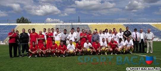 SC Bacau - FCM Bacau old boys (1)