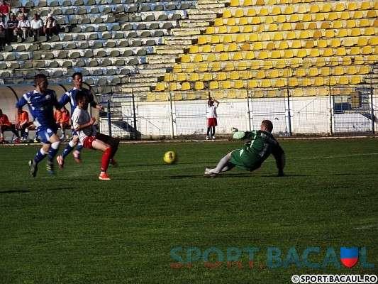 Sport Club Bacau - FCM Dorohoi