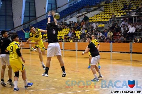 CSM Bacau - U Transilvania Cluj (7)