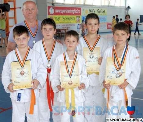Foto judo Techirghiol 2013