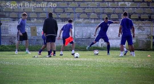 Antrenament Sport Club Bacau (2)