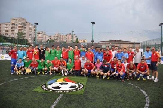 Turneu final minifotbal 2013, poza de grup