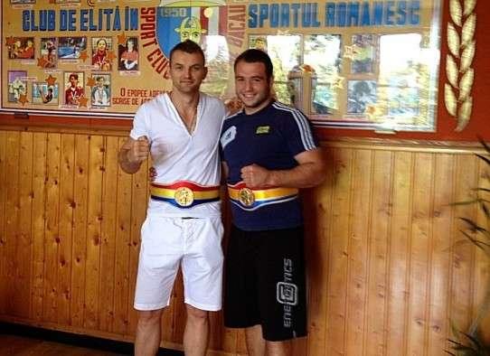 Adrian Marc si Mihai Nistor