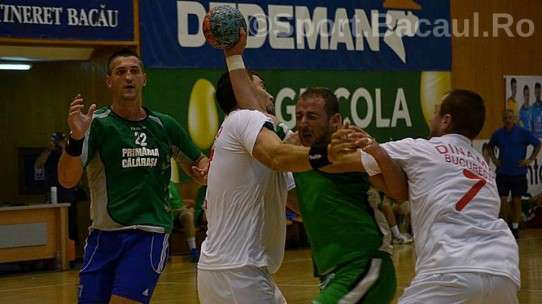CSM Calarasi - Dinamo Bucuresti (1)