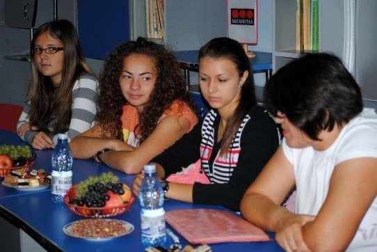 Conferinta de presa SCM Bacau fotbal feminin