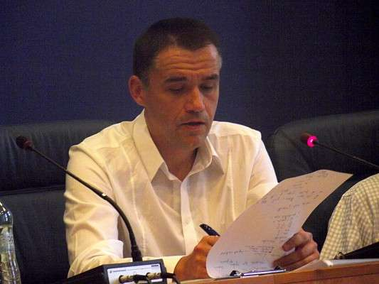 Cristian Sava, presedintele AJF Bacau