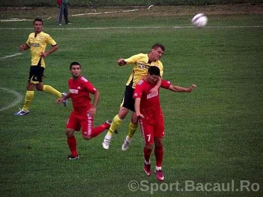 Kosarom Pascani - Sport Club Bacau (1)