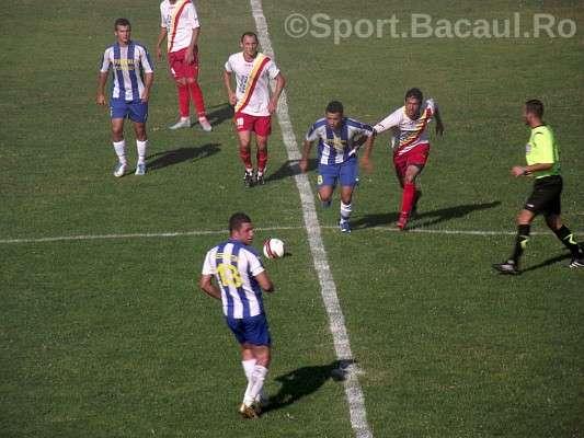 Sport Club Bacau - Aerostar (1)