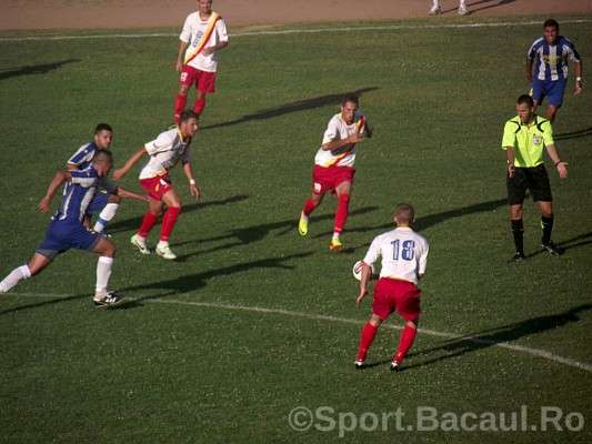 Sport Club Bacau - Aerostar (6)