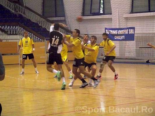 Stiinta 2 Bacau - CSU Galati (1)