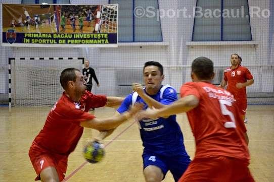Stiinta Bacau - Dinamo Bucuresti