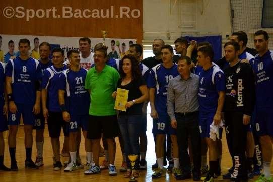 Stiinta Bacau la Cupa Municipiului Bacau 2013