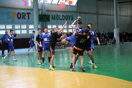 CSM Bacau juniori II turneu Chisinau