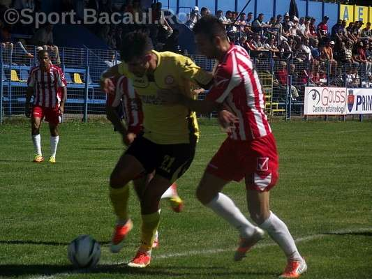 Sport Club Bacau - FC Clinceni (1)