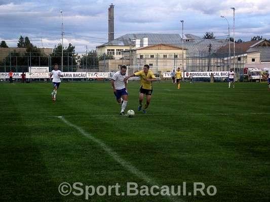 Sport Club Bacau - Farul Constanta