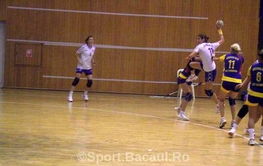 Stiinta Bacau - CSU Targoviste (1)