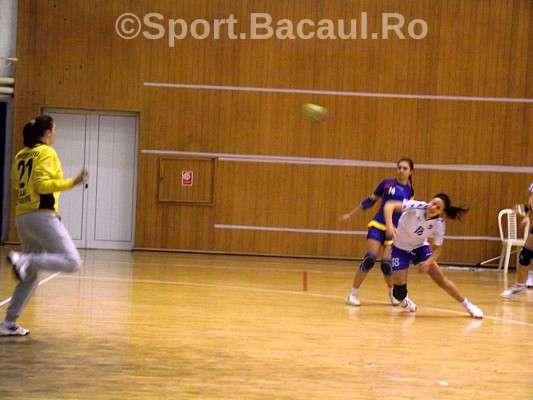 Stiinta Bacau - CSU Targoviste (2)