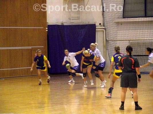 Stiinta Bacau - CSU Targoviste (5)