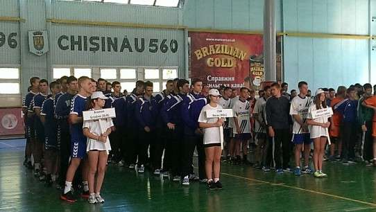 Turneu Chisinau - CSM Bacau juniori II