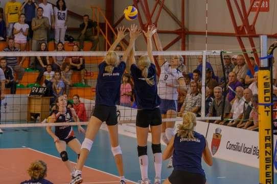 Volei Alba Blaj - Stiinta Bacau (20)
