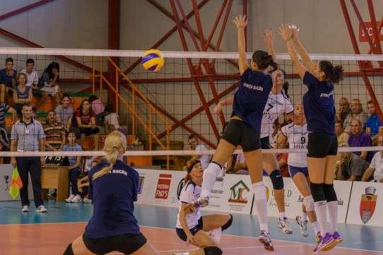 Volei Alba Blaj - Stiinta Bacau (4)