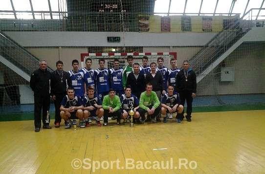 CSM Bacau (juniori II), castigatoarea Cupei Open Chisinau 2013