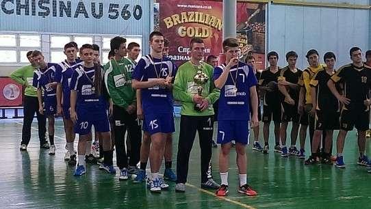 CSM Bacau juniori II la Cupa Open Chisinau