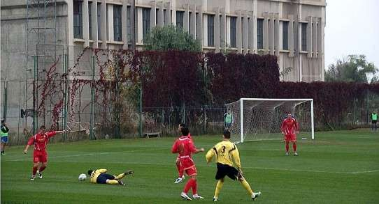 Dunarea Galati - Sport Club Bacau (1)