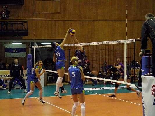 Stiinta Bacau - Volero Zurich (1)