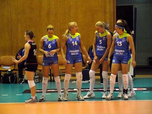 Stiinta Bacau - Volero Zurich (10)