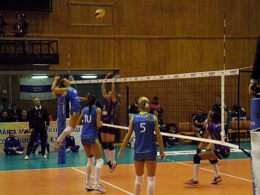 Stiinta Bacau - Volero Zurich (11)