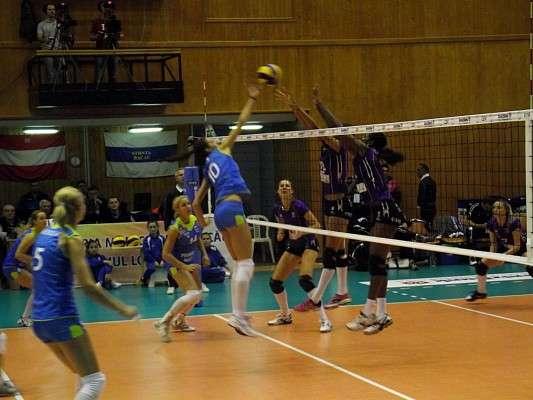 Stiinta Bacau - Volero Zurich (14)