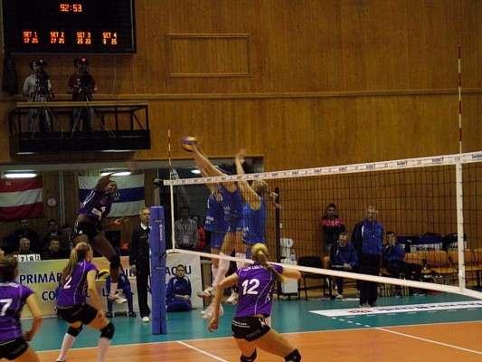 Stiinta Bacau - Volero Zurich (16)