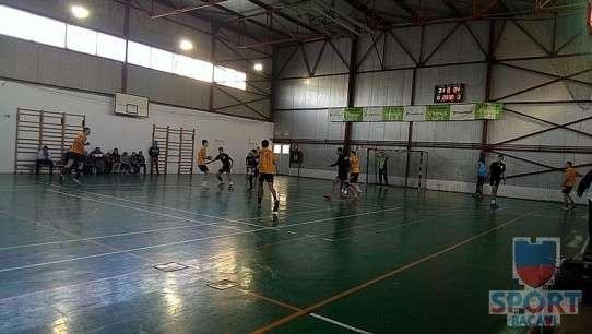 CSM Bacau juniori II - turneu Focsani 1