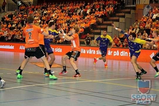 IFK Kristianstad - Stiinta Bacau  1