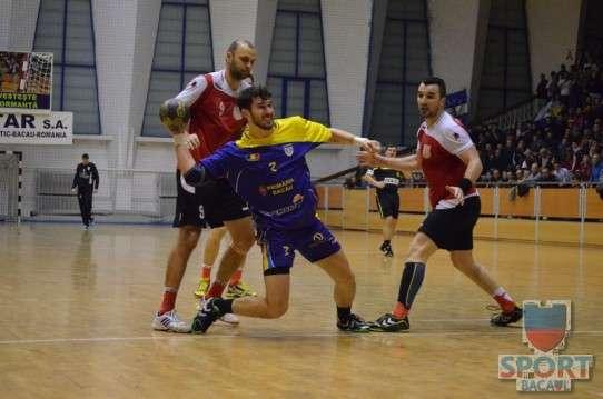 Stiinta Bacau - Dinamo Bucuresti 1