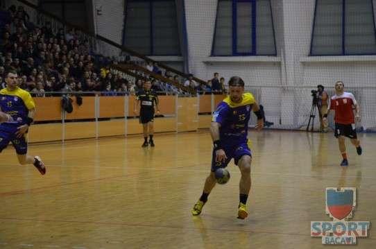 Stiinta Bacau - Dinamo Bucuresti 10