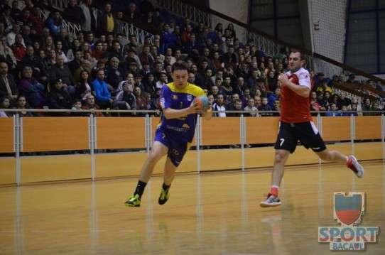 Stiinta Bacau - Dinamo Bucuresti 14