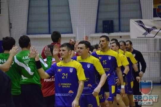 Stiinta Bacau - Dinamo Bucuresti 27