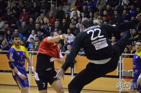 Stiinta Bacau - Dinamo Bucuresti 3