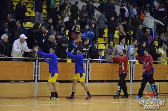 Stiinta Bacau - IFK Kristianstad 36
