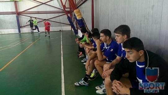 CSM Bacau juniori II, turneu Focsani 2013 2
