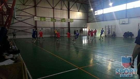 CSM Bacau juniori II, turneu Focsani 2013 4