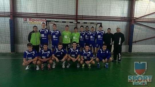 CSM Bacau juniori II, turneu Focsani 2013