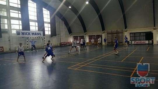 CSS Bacau handbal juniori III 1